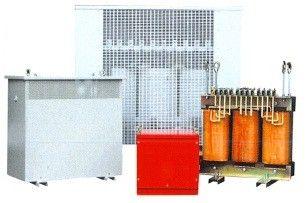 Dry tranformer impregnated low voltage
