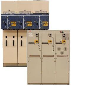 Electric control panels High voltage